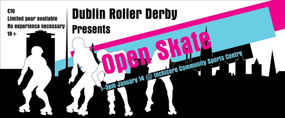 Open Skate January 14th